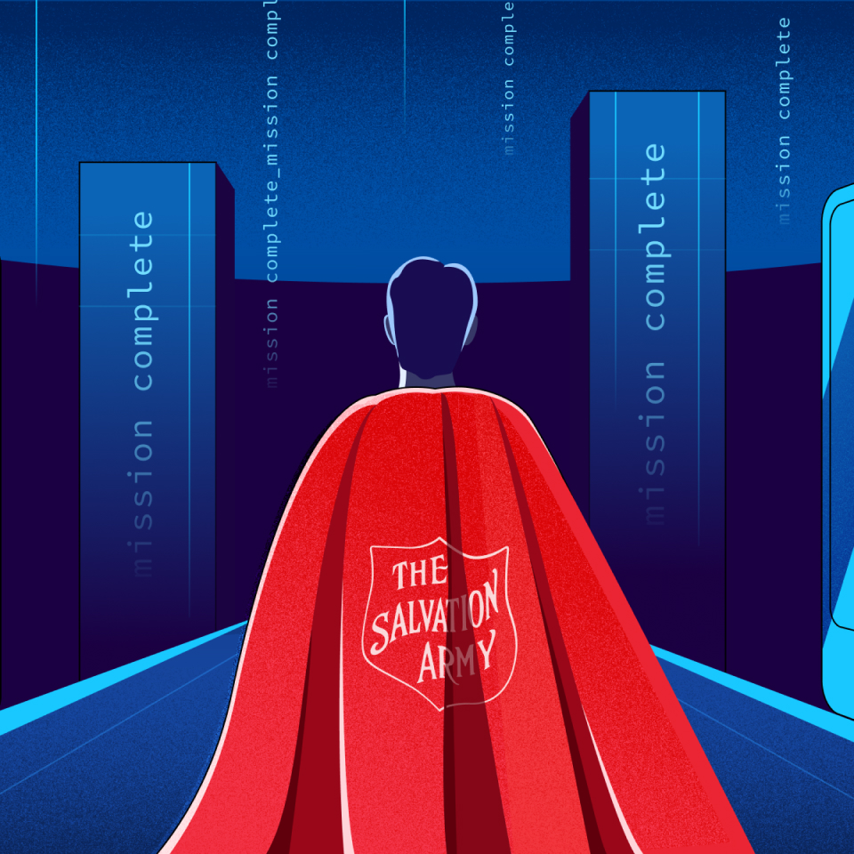 How The Salvation Army Took Its Mission Digital
